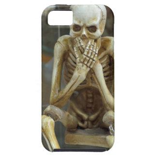 Hear, Speak, See No Evil Skeletons iPhone 5 Cover