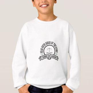 hear two versions then judge sweatshirt