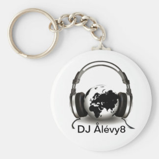 Heard Around the World Keychain