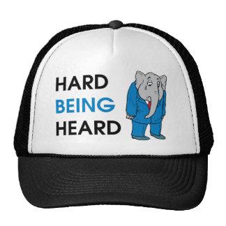 heard trucker hat