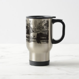 Hearse Travel Mug