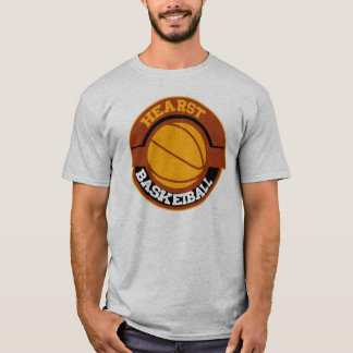 Hearst Basketball Tee