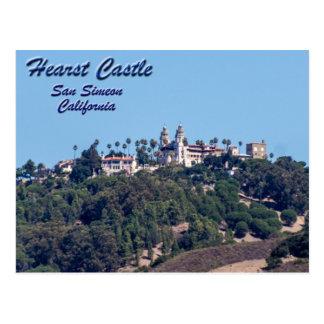 Hearst Castle-San Simeon, California Postcard