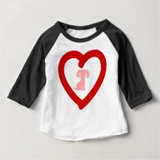 heart11 baby T-Shirt