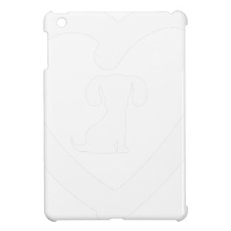 heart12 iPad mini cases