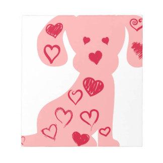 heart13 notepad