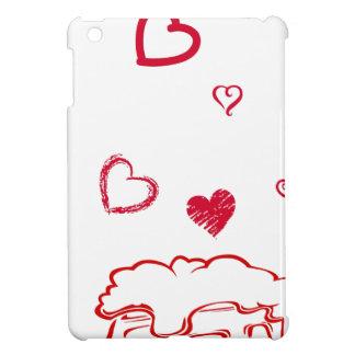 heart14 iPad mini case
