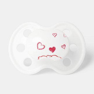 heart14 pacifier