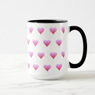"""""""Heart"""" 15 oz Combo Mug"""