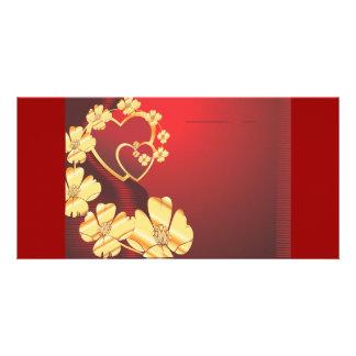Heart-215.ai Photo Card