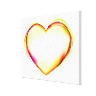 Heart 2 canvas print