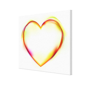 Heart 2 canvas prints
