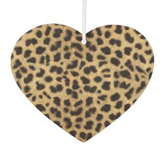 Heart Air Freshener/Leopard Air Freshener