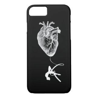 Heart Anatomy - Aerial Acrobat iPhone 8/7 Case