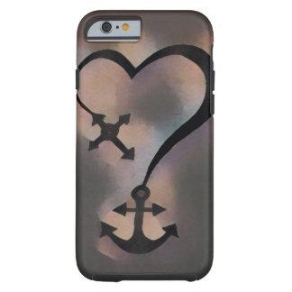 Heart Anchor iPhone 6 Case
