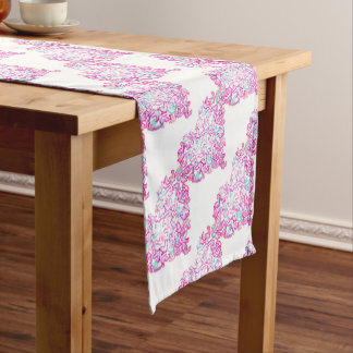 Heart and Dove Table Runner