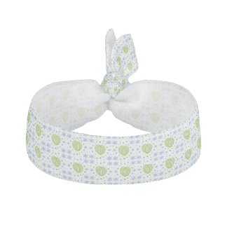 Heart and Flower Medley Hair Tie