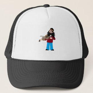 Heart and Soul Trucker Hat