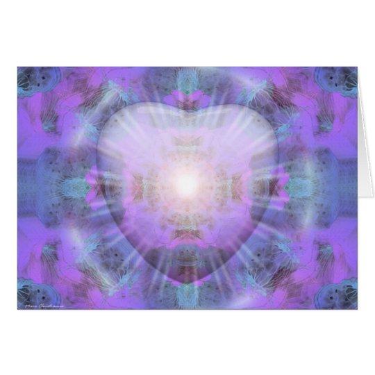 Heart Ascension - Love Rises! Card