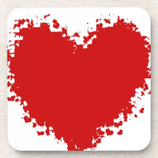 Heart Attraction Coaster