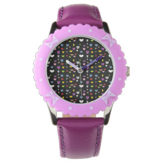 Heart background for watches By KABFA Designs