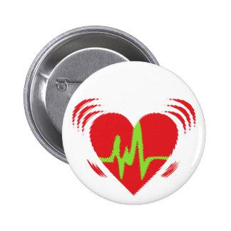 Heart beat heart beat buttons