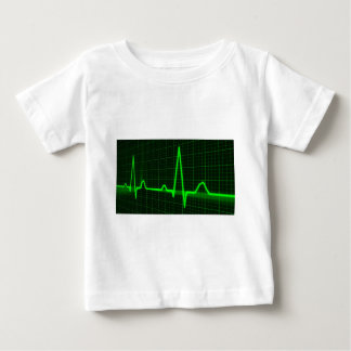 Heart Beat Pulse Trace Baby T-Shirt