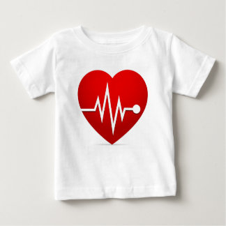 Heart Beat Rate Baby T-Shirt