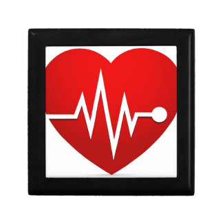 Heart Beat Rate Gift Box