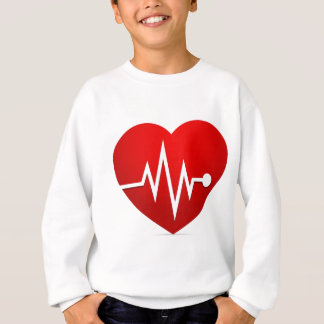 Heart Beat Rate Sweatshirt