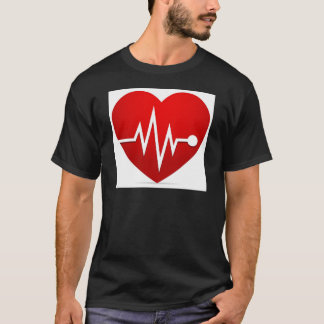 Heart Beat Rate T-Shirt