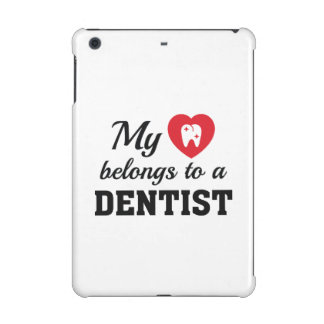Heart Belongs Dentist iPad Mini Retina Case