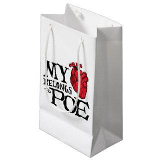 Heart Belongs to Poe Gift Bag