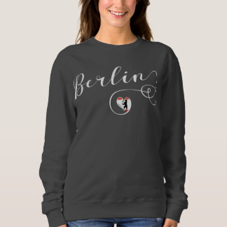 Heart Berlin Sweatshirt, Germany, Berliner Sweatshirt