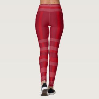 Heart Blood Red Design Leggings