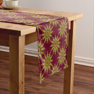 Heart Box Sun Gold Short Table Runner
