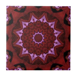 Heart Box Sun Rouge Tile