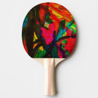 Heart Branch Ping Pong Paddle