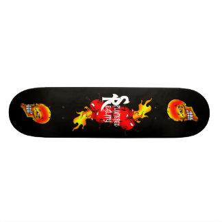 heart burn board skate board deck