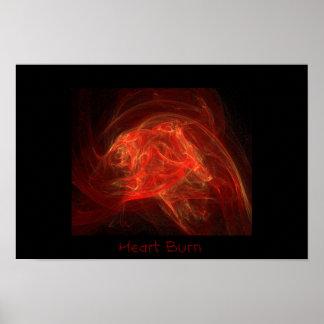 Heart Burn Posters