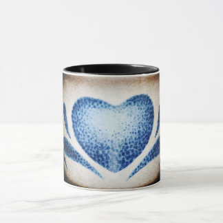 Heart by Shirley Taylor Mug