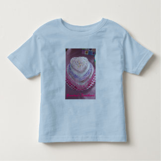 Heart Cake, Grandma's Sweetheart T Shirt