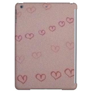 Heart Case For iPad Air