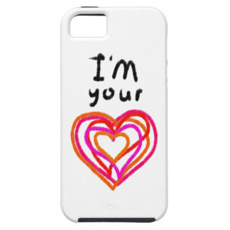 Heart Case For The iPhone 5