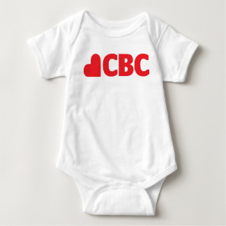 Heart CBC 2 Baby Bodysuit