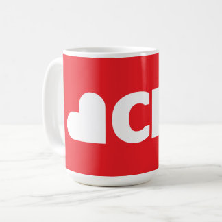 Heart CBC Coffee Mug