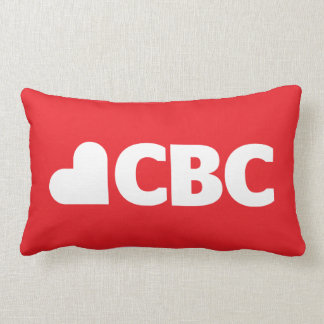 Heart CBC Lumbar Pillow