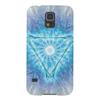 heart chakra (ajna अजन) galaxy s5 cover