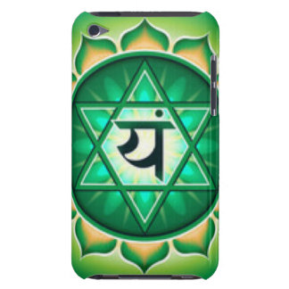 Heart Chakra Barely There iPod Covers