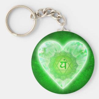 Heart Chakra Keychain